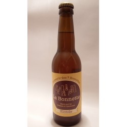 BONNETTE BLONDE 33 CL