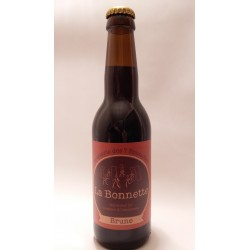BONNETTE BRUNE 33 CL