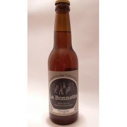 BONNETTE TRIPLE 33 CL