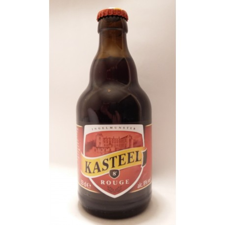 KASTEELBIER ROUGE 33 CL