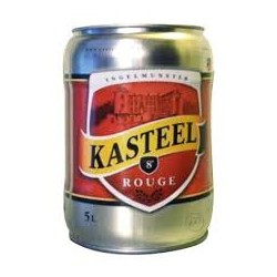 KASTEELBIER ROUGE 5 L