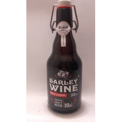 PAGE 24 BLACK EDITION BARLEY WINE 33 CL