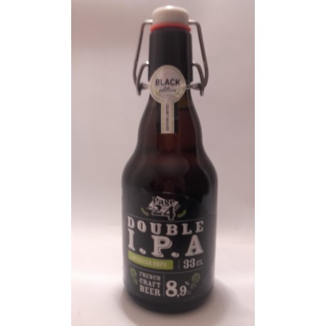PAGE 24 BLACK EDITION DOUBLE IPA 33CL