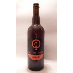 QUENTOVIC AMBREE 75 CL