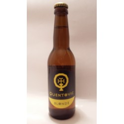 QUENTOVIC BLONDE 33CL