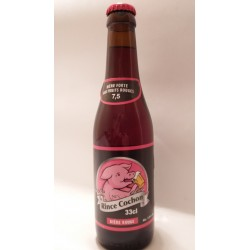 RINCE COCHON ROUGE 33CL