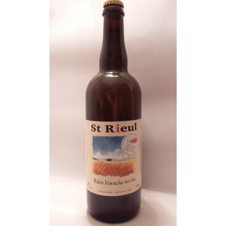 ST RIEUL BLANCHE 75CL