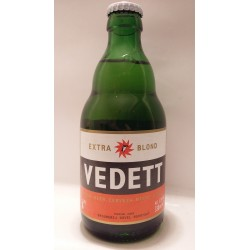 VEDETT EXTRA BLONDE 33 CL