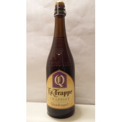 TRAPPE QUADRUPEL 75 CL