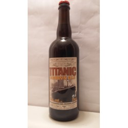 TITANIC BROWN ALE 75 CL