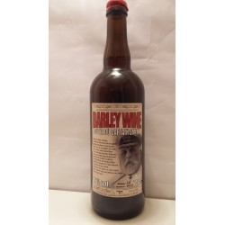 TITANIC BARLEY WINE CUVEE DU CAPITAINE SMITH