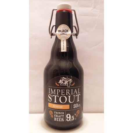 PAGE 24 BLACK EDITION IMPERIAL STOUT