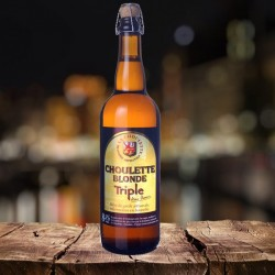 CHOULETTE BLONDE TRIPLE 75CL