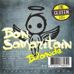 BON SAMARITAIN  BLONDE 33 CL