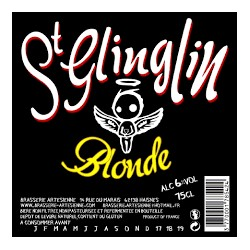 SAINT GLINGLIN BLONDE 75CL