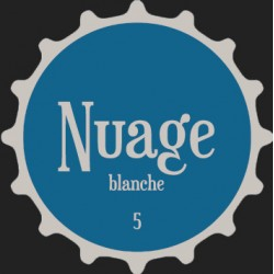 NUAGE BLANCHE 33CL