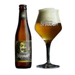 AFRIAEN BROWER TRIPLE 33CL