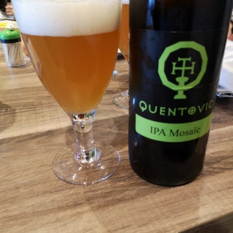 QUENTOVIC IPA MOSAIC 75CL