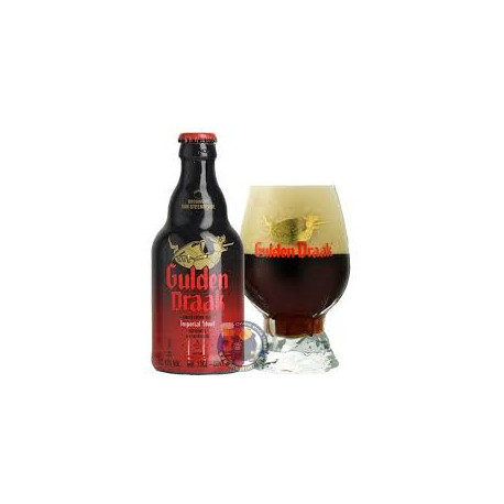 GULDEN DRAAK IMPERIAL STOUT 33CL